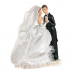 Фигурка для торта Жених и невеста, 10600