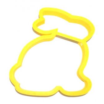 Форма для пряников Заяц 9 см