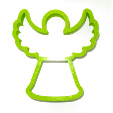 Форма для пряников Ангел №2, 9.5 см