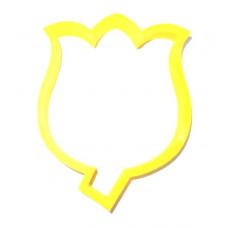 Форма для пряников Тюльпан 9 см