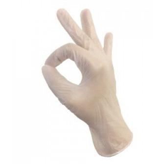 Перчатки Виниловые неопудренные Прозрач.размер L, 100 шт