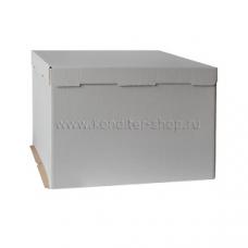 Коробка 36*36*26 см, белая