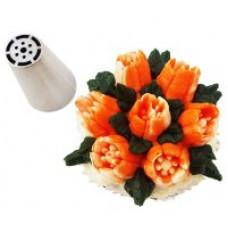 Насадка Тюльпан 6 лепестков 7 тычинок