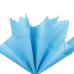 Бумага тишью лазурная, 50х66 см, 10 л