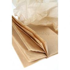 Бумага тишью натуральная, 50х66 см, 10 л