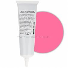 Краситель пищевой гелевый Топ продукт Розовый, 100 гр
