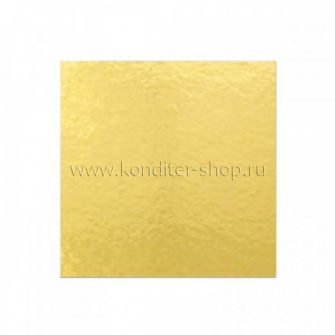 Подложка усиленная (1,5 мм) золото/жемчуг 300*300 мм