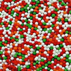 """Посыпка """"Шарики разноцветные"""" микс 8, 100 гр"""