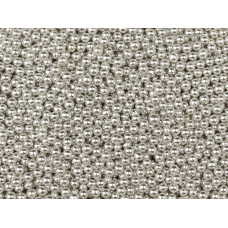 Посыпка шарики Серебро 7 мм, 50 гр