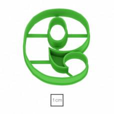 Форма для пряников Цифра 9, 8.5 см