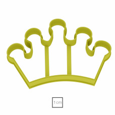 Форма для пряников Корона, 11,6 см
