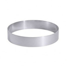 Кольцо нержавеющее d10 h3 см