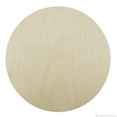 Подложка деревянная (6 мм), D 30 см