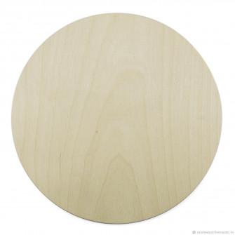 Подложка деревянная (6 мм), D 40 см