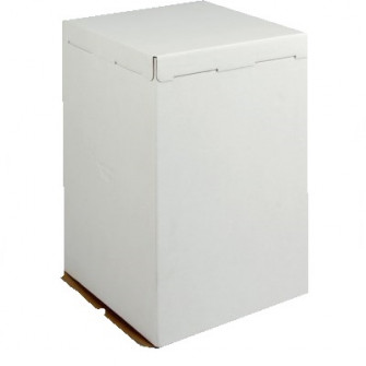 Коробка 30*30*45 см, белая
