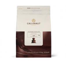 Шоколад Callebaut темный для фонтана 57,6%, 2,5 кг