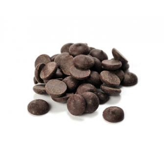 Шоколад Callebaut в таблетках, горький 70,5%, 250 гр