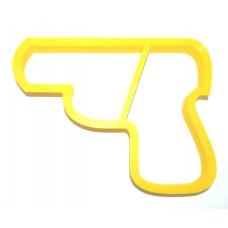 Форма для пряников Пистолет 9 см