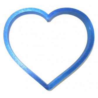 Форма для пряников Сердце 9 см