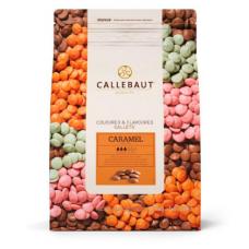 Шоколад Callebaut со вкусом карамели, 2,5 кг