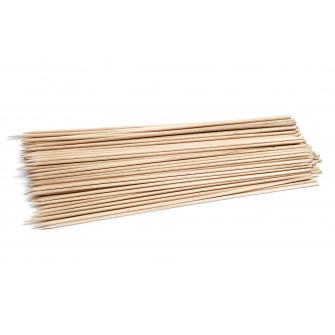 Палочки деревянные 18 см, 100 шт