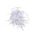 Твист-лента белая 5 см, 500 шт