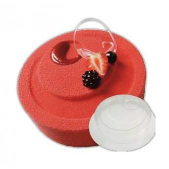 """Форма пластиковая для торта """"Круг"""", 200 мм"""
