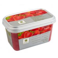 """Замороженное пюре """"Клубника"""" Ravifruit, 1 кг"""