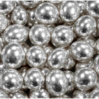 Посыпка Фундук серебряный, 50 гр