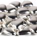 Посыпка Сердечки серебряные, 50 гр