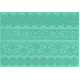 Коврик силиконовый д/айсинга Восхищение 39х30 см