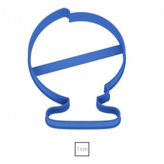 Форма для пряников Глобус 10 см