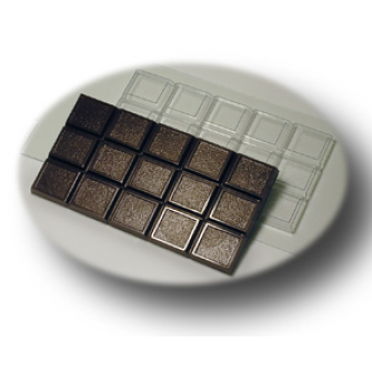 "Форма для шоколада ""Мелкое зерно"""