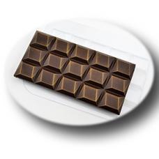 "Форма для шоколада ""Плитка Параллело"""