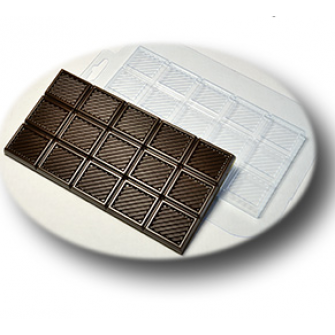 """Форма для шоколада """"Полосатик 2"""""""