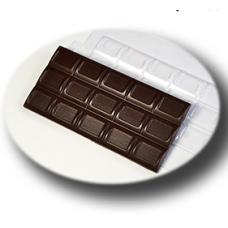 """Форма для шоколада """"Плитка Полукруг"""""""