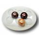 """Форма для шоколада """"Сферы 60 мм"""""""