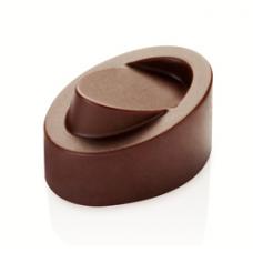 """Форма для конфет """"Пралине""""овал, 32х23х19 мм"""