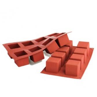 Форма силиконовая Кубик, 50х50х50 мм