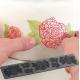 Коврик силиконовый рельефный Кружево Розы, 40х8 см