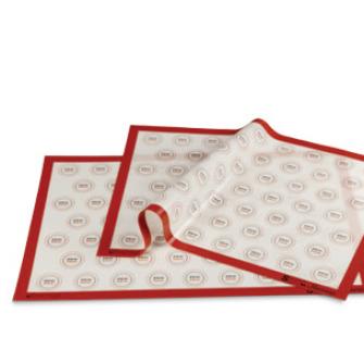 Силиконовый коврик для макарун 58,5х38,5 см