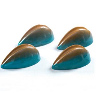 """Форма для конфет """"Пралине""""PC41, 43х25х17 мм"""