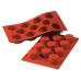 Форма силиконовая Силиконфлекс Маффин малый, 51х28 мм