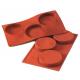 Форма силиконовая Силиконфлекс Бисквит база, 103х20 мм