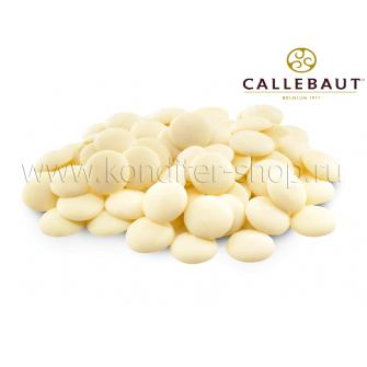 Шоколад Callebaut в таблетках, белый 25,9%, 250 гр